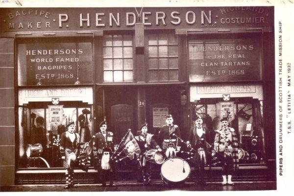 Peter-Henderson-Shop