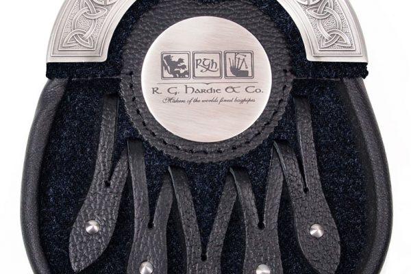 RGHardie-Sporran-Charcoal-Tweed